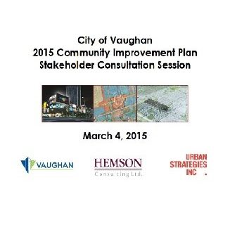 Community Improvement Plan