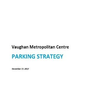 Parking Strategy